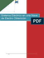 Sistema Electrico en Una Nave de Electroobtencion