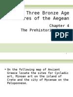 Art 295 M70 Ancient Aegean World Chapt 4