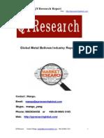 Global Metal Bellows Industry Report 2015