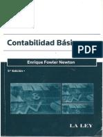 Contabilidad Básica - Newton - Cap 1-2
