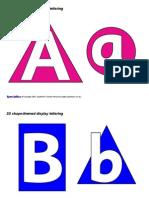abc shape
