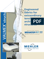 Mehlers VALMEX Fabric Strengths