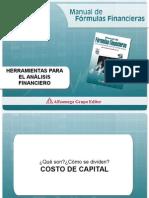 Herramientas Para El Analisis Financiero