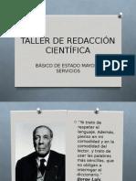 Taller de Redaccion Cientifica (1)