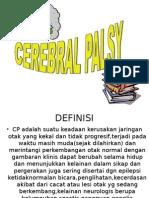 Cerebral Palsy 1