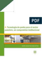 Tecnologia de Punta Para El Sector Panelero Un Compromiso Institucional