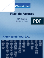 Trabajo Final GV - Plan de Ventas