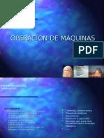 Nº32 OPERACIÓN DE MÁQUINAS.ppt