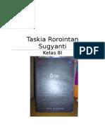 Teks ulasan novel 5 cm.doc
