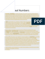 Sets of Real Numbers.docx