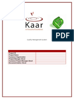 Functional Requirements Specification for Sales Breakdown Report