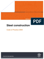 Steel Construction Cop 2004