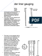 Cylinder Liner Gauging 1