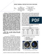 IEEE 2009 Paper - Active Stator Winding Thermal Protection