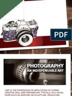 Photography as an Art
