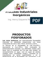 Procesos Industriales Inorgánicos