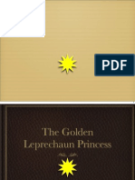 The Golden Leprechaun Princess