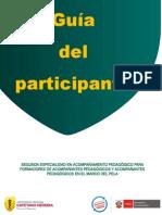 Guia Del Participante Ciclo III y IV