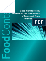 Good Manufacturing Practice (GMP) Papel