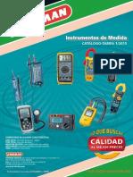 201506 Proiman Catalogo Instrumentacion 2015