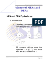 MELJUN CORTES Automata Lecture Equivalence of Nfas and Dfas Part 1 2