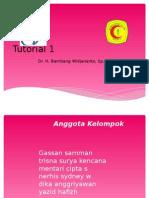 249105164 Tutorial 1 Dr Bambang