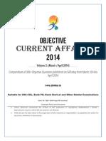 Objective Current Affairs 2014-Volume-2(PDF)_53ec5e4aaac06.pdf Current Affairs 2014-Volume-2(PDF)_53ec5e4aaac06