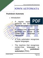 MELJUN CORTES Automata Lecture Pushdown Automata 2