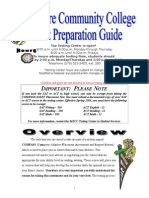 Revised Test Preparation Guide Booklet Doc Without Math