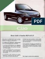Manual Clio I - Capítulo I