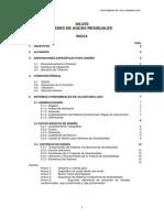 REDES DE AGUAS RESIDUALES OS.070