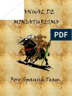 Manual Miniaturismo Fst