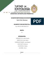 analisis de situacion de salud primero de secundaria informe