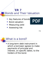 Chapter 7 - Bonds and Their Valuation