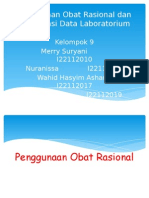 Interpretasi Data Klinik