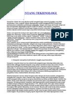 ARTIKEL TENTANG TEKHNOLOGI KOMPUTER.docx