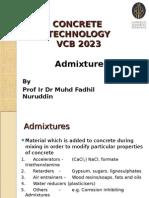 LECT Admixtures