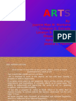 PPT by Mhae on Arts
