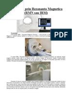 Imagistica Prin Rezonanta Magnetica