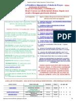 Espécies de Mudas Frutiferas Disponíveis e Tabela de Preços