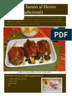 La Cocina de La Abuela_ Codillo de Jamón Al Horno (Asado Tradicional)