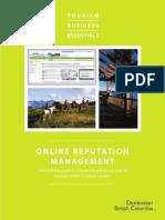 Online Reputation Management 2nd Edition Sep 2014 (2)