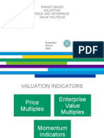 Chapter 3- Stock valuation methods and EMH ppt | Valuation