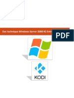 Documentation Server 2008 & Kodi
