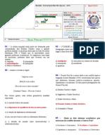 MB 2015 PROVA2 3° ANO ABRIL TIPO 1