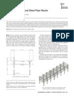 Design of Structural Steel Pipe Racks 115