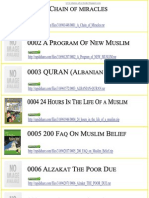 islamic all books list downloadable