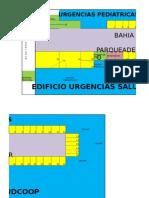 Plano Parqueadero Saludcoop Santa Marta