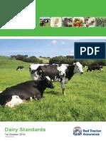 Dairy Standards Online