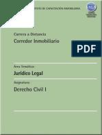 CI Derecho Civil I